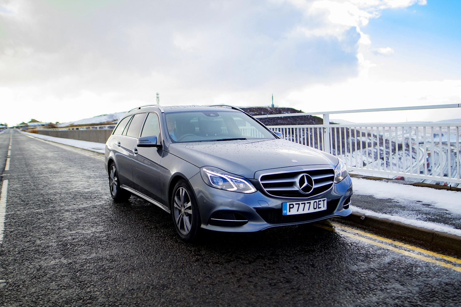 Chauffeured Mercedes Hudderfield